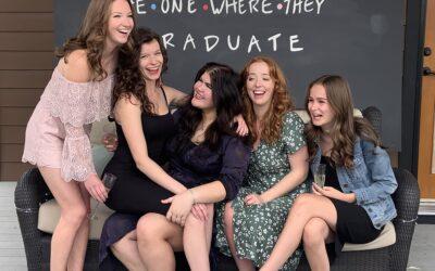 A Toast to Graduate
