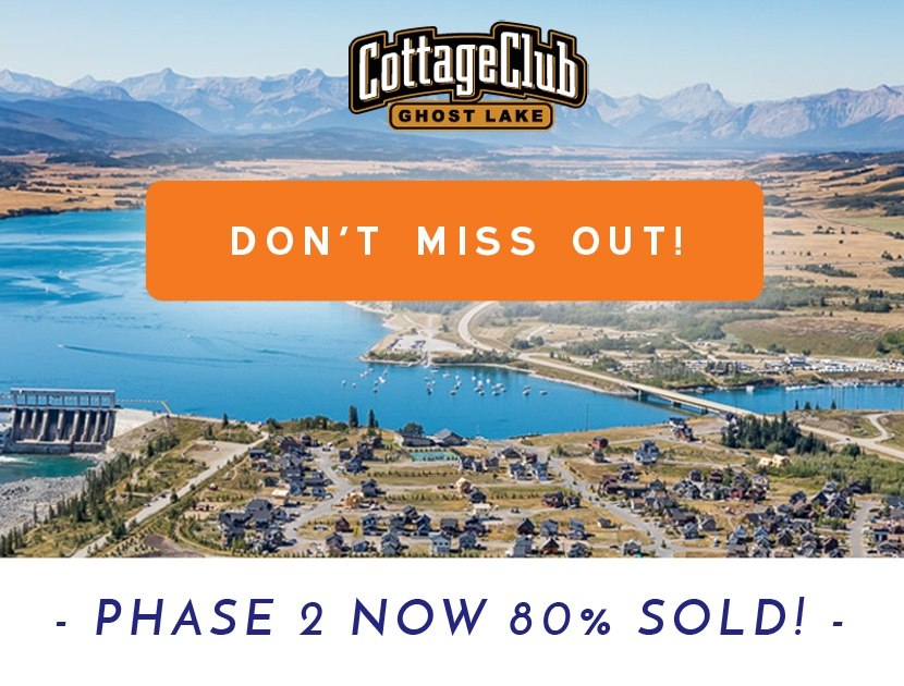 Don't Miss Out! Phase 2 Now 80% Sold
